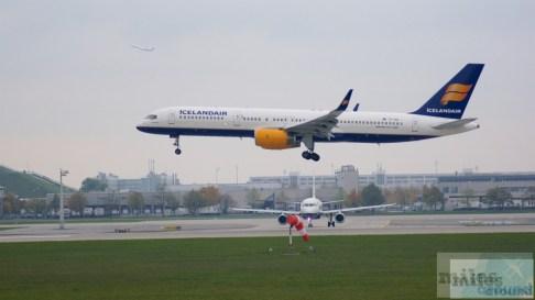 Icelandair - Boeing 757-200 - MSN 24600 - TF-ISZ