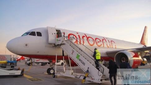 airberlin Airbus A320-200 (Registrierung D-ABZK)