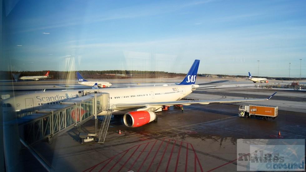 Arrivati a Stoccolma