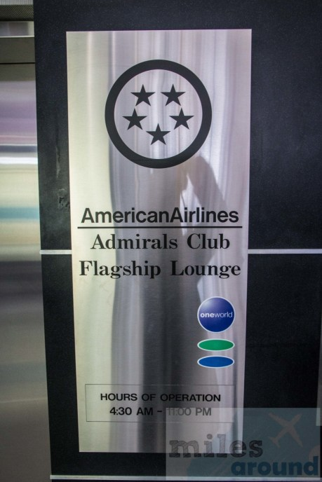 American Airlines Flagship Lounge