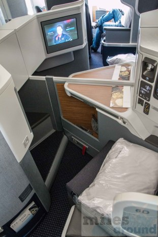 Business Class Sitz American Airlines