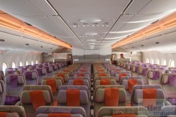 Emirates A380 Economy Class