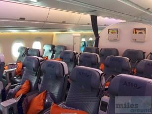 Premium Economy Class A350 Singapore Airlines