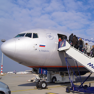 Airline Reviews Aeroflot