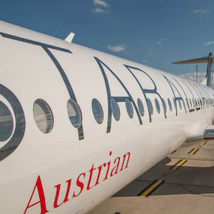 Airline Reviews Austrian Airlines