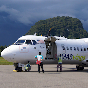 Airline Reviews MASwings