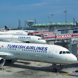Airline Reviews Turkish Airlines