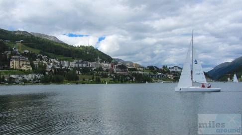 See von St. Moritz