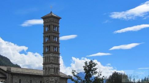 Kirche in St. Moritz