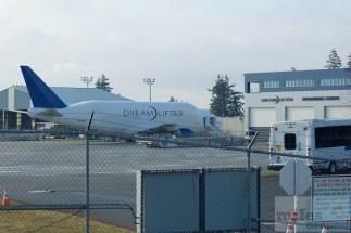 Dreamlifter Boeing 747 - MSN 24309 - N249BA