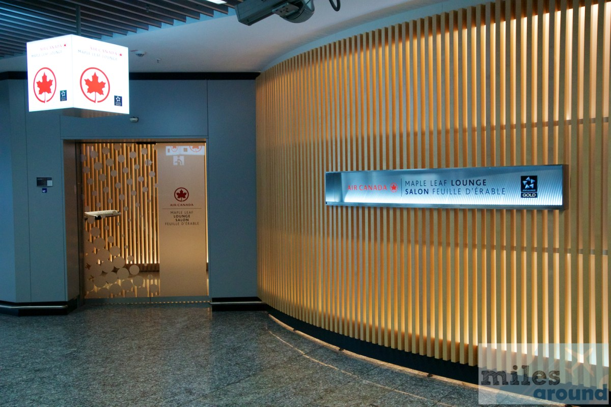 Air Canada Maple Leaf Lounge Francoforte