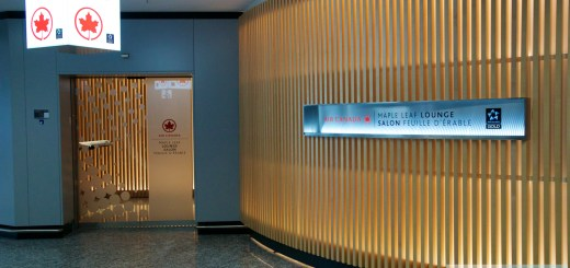 Air Kanada Maple Leaf Lounge Frankfurt