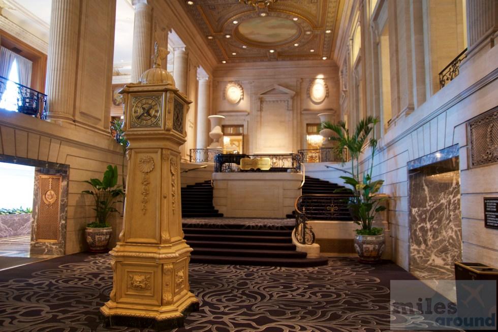 Lobby della Hilton Chicago