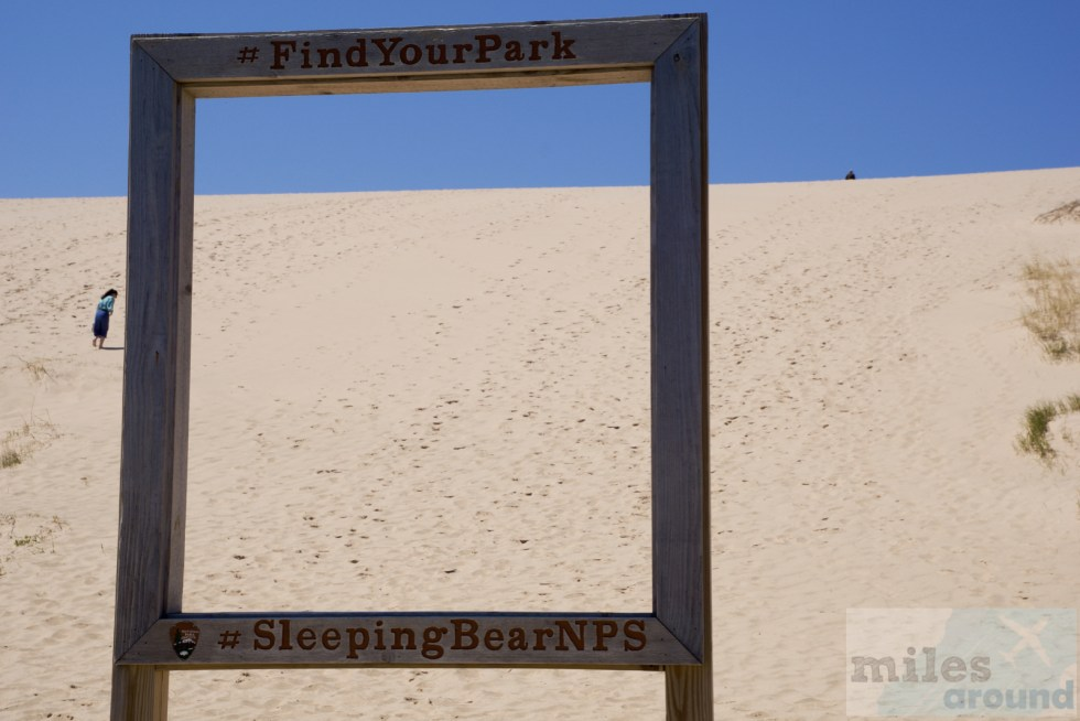 Sleeping Bear Dunes: Dune Climb