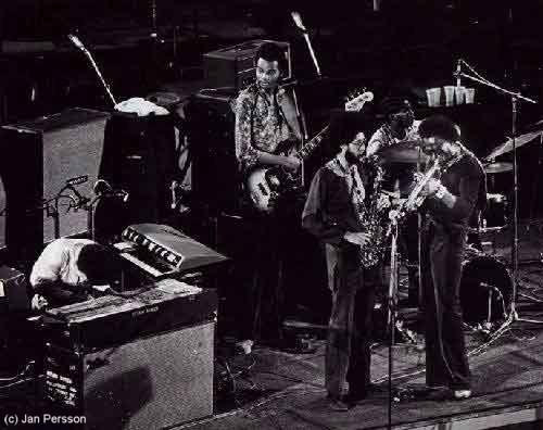 Image result for mile davis band 1970