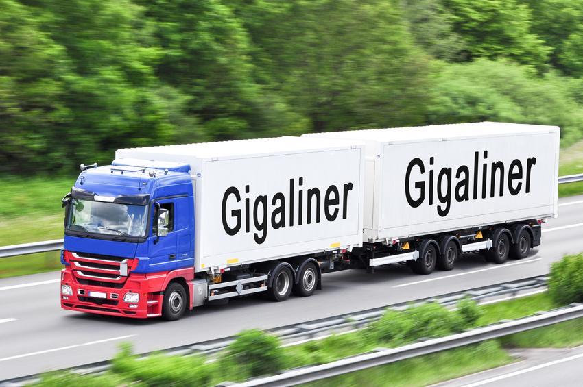 Eurocombi/Gigaliner