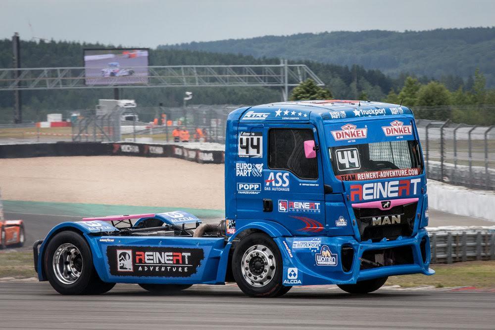 32. ADAC Truck Grand-Prix 2017 auf dem Nürburgring©Hans Lamminger