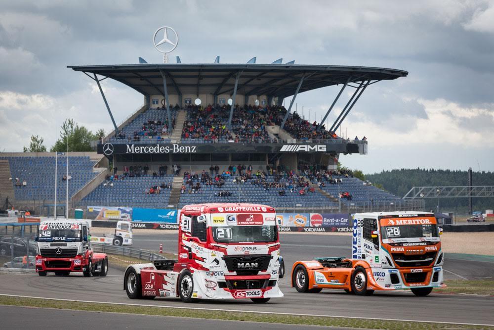 Adam Lacko Dominiert 32 Adac Truck Grand Prix Miles And Styles