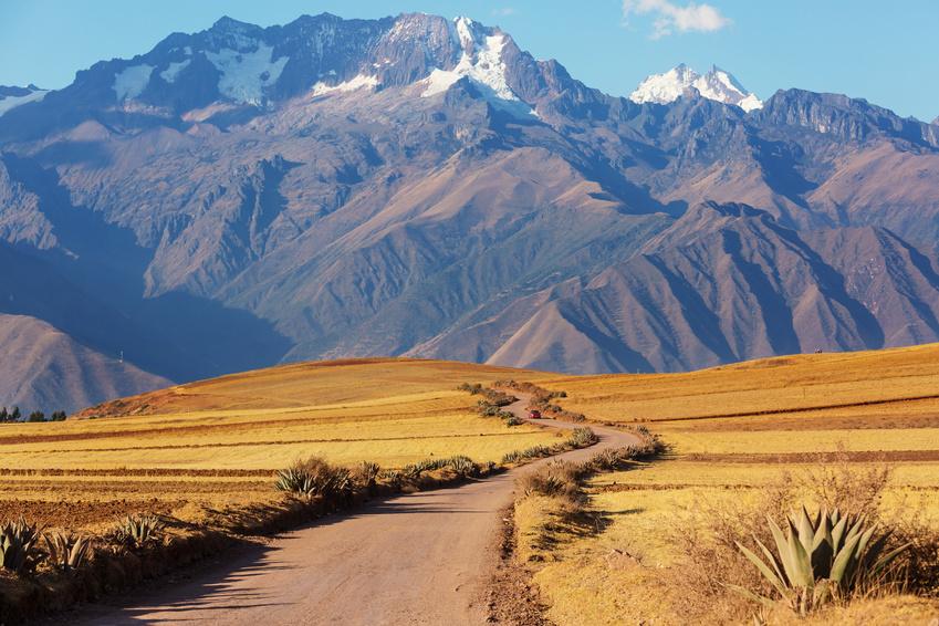 Clärenore Stinnes: durch die Pampa über die Anden