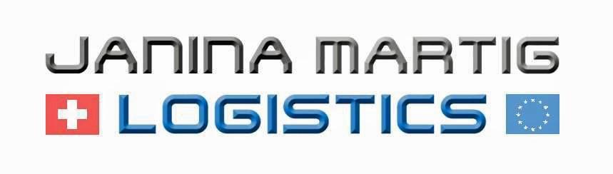 Logo von Janina Martig Logistics