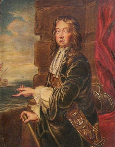 Admiral Sir William Penn (1621-1670)