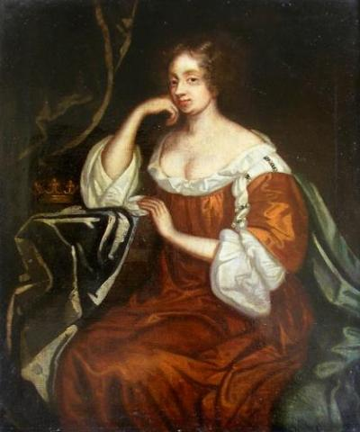 Portrait of a Marchioness