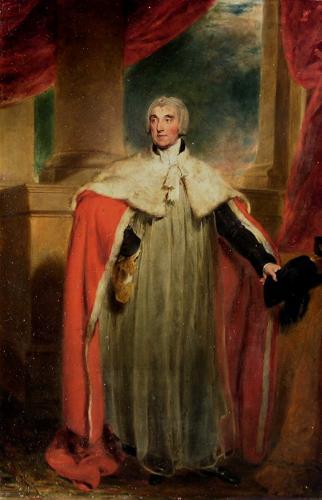 Archbishop Edward Venables-Vernon-Harcourt (1757-1847)