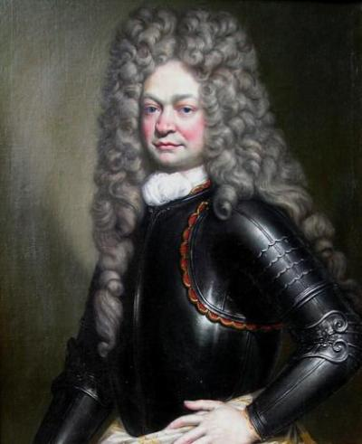 Count Claude Florimond de Mercy (1666-1734)