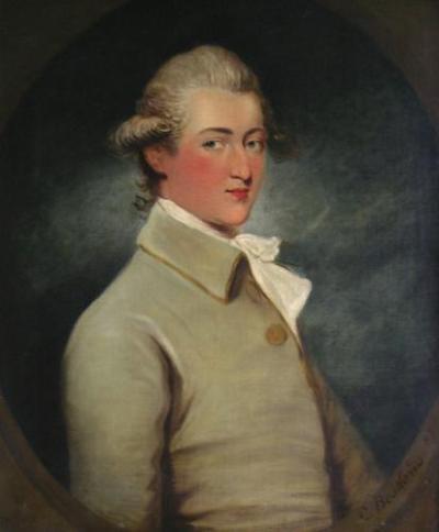 John W. Hippisley-Trenchard (1740-1801)