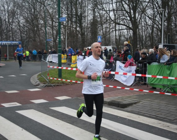 Work hard, fail hard – Kerstloop Dronten halve marathon