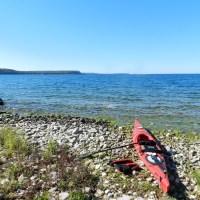Lake Michigan Ellison Bay