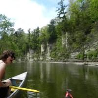Upper Iowa River