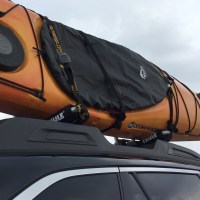 Thule 835 Hull-a-Port Pro Kayak Car Rack