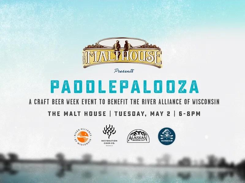 The Malt House Paddlepalooza 2017