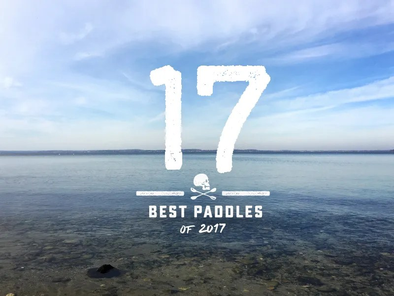 17 Best Paddles of 2017