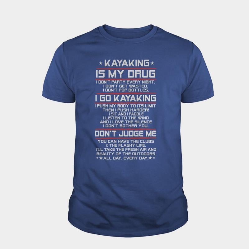 Kayaking T-Shirts