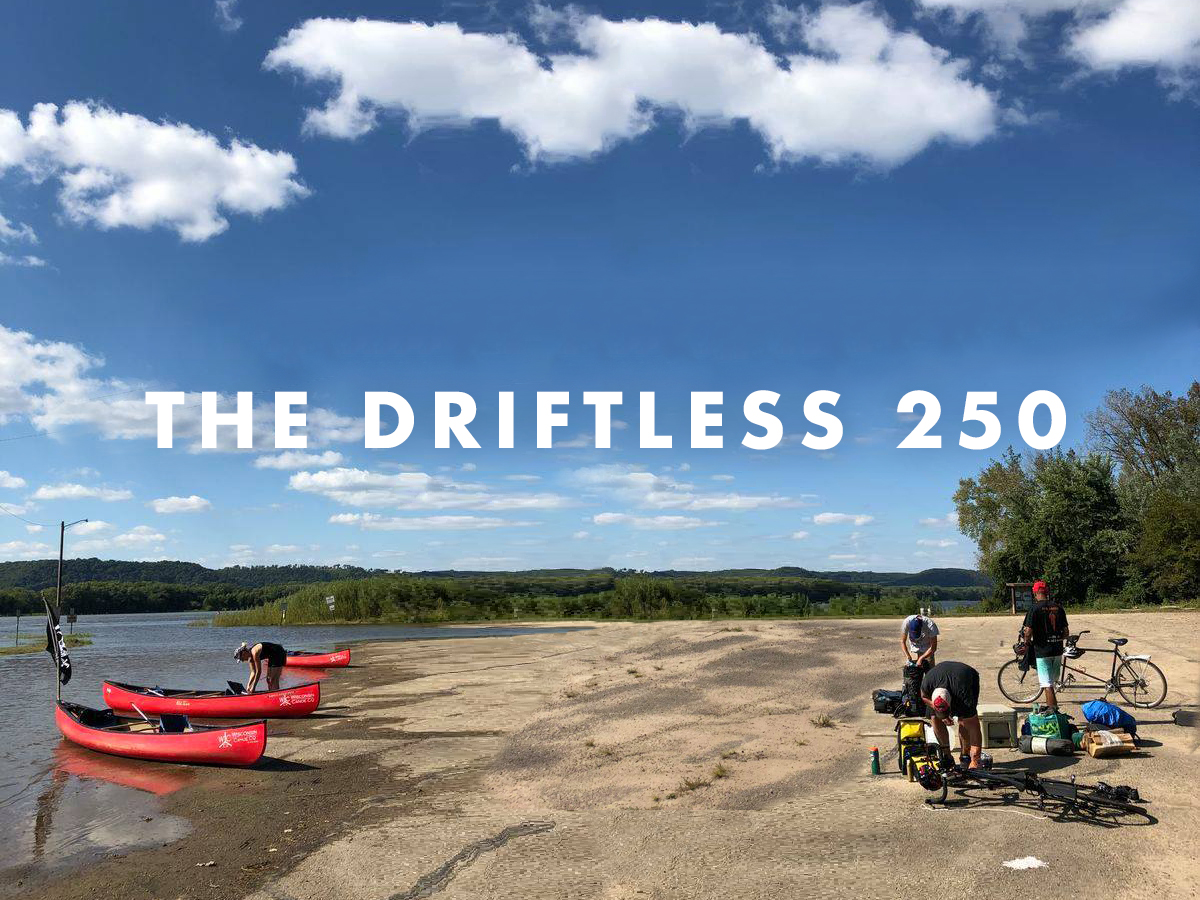 The Driftless 250