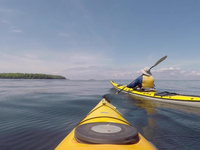 Horseshoe Island Video