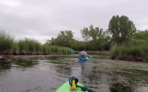 Pewaukee River Video