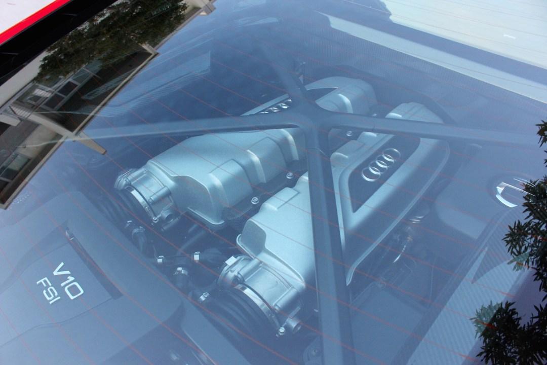 2017 Audi R8 V10 Plus