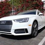 2017 Audi A4 Engine