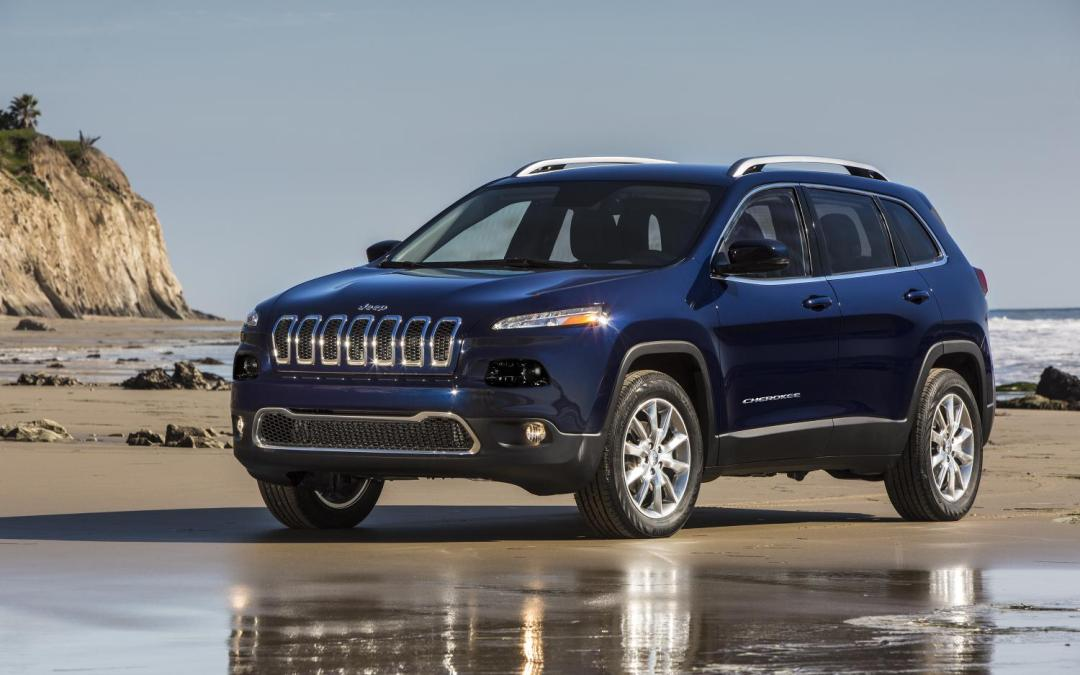 Jeep Is Climbing Into Every SUV Segment