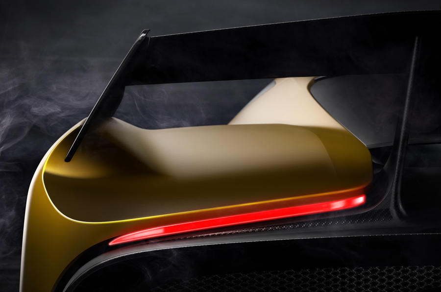 Pininfarina Teases Its EP7 Vision GT Supercar Before Geneva Debut