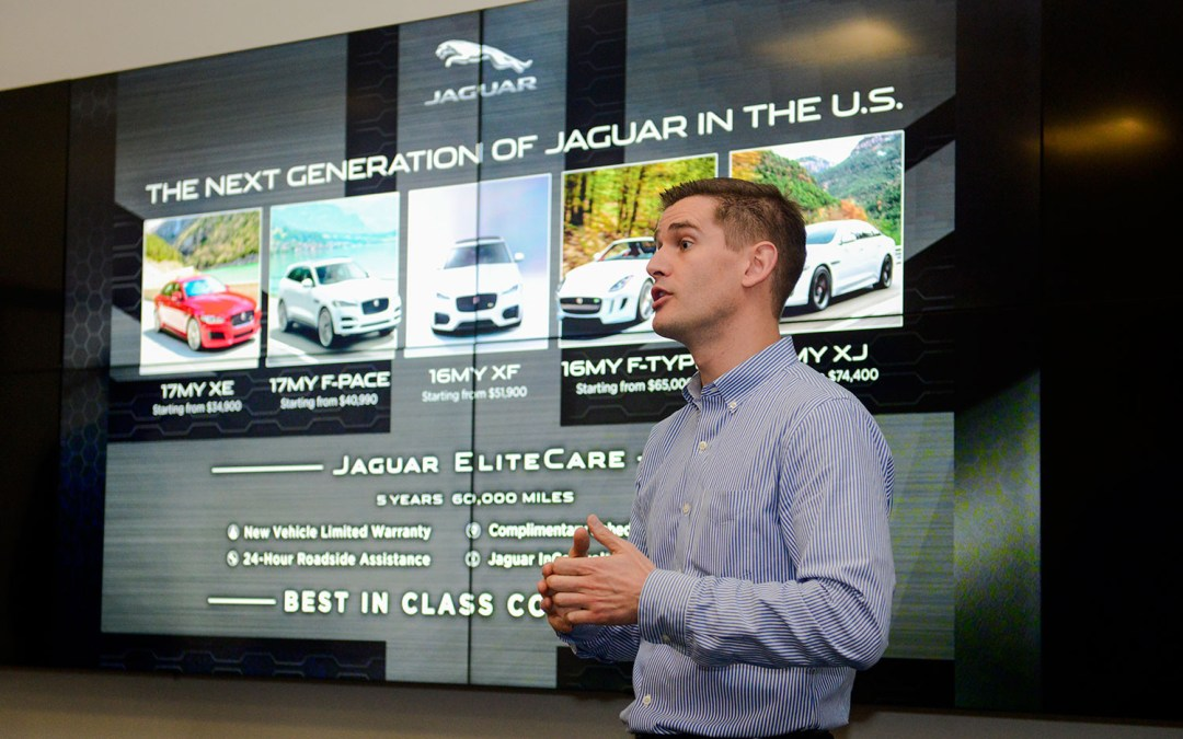 Jaguar Land Rover's Startup Incubator Announces Its First Class