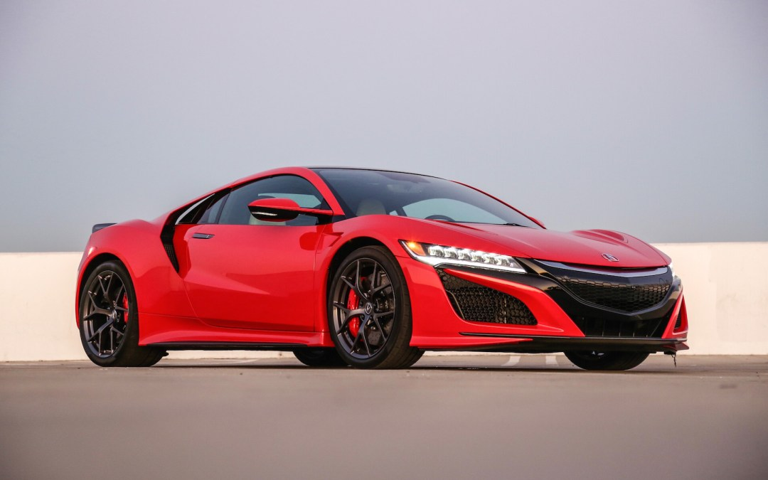 Does The Acura NSX Deserve The Supercar Title?