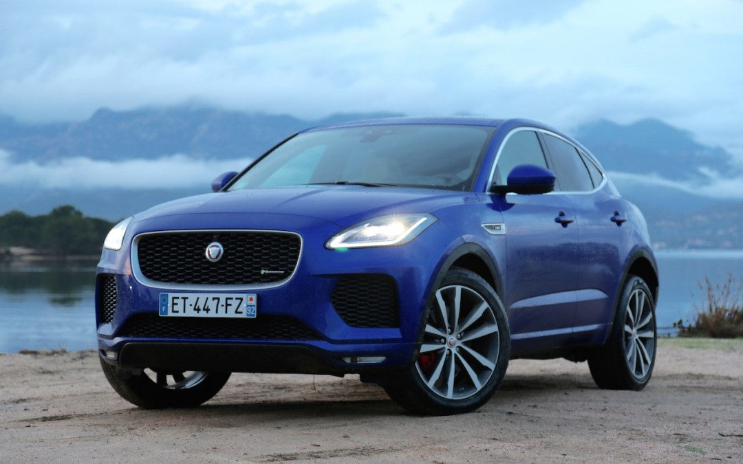 Jaguar's SUV 'Cub' Will Take A Bite Out Of The Luxury SUV Market
