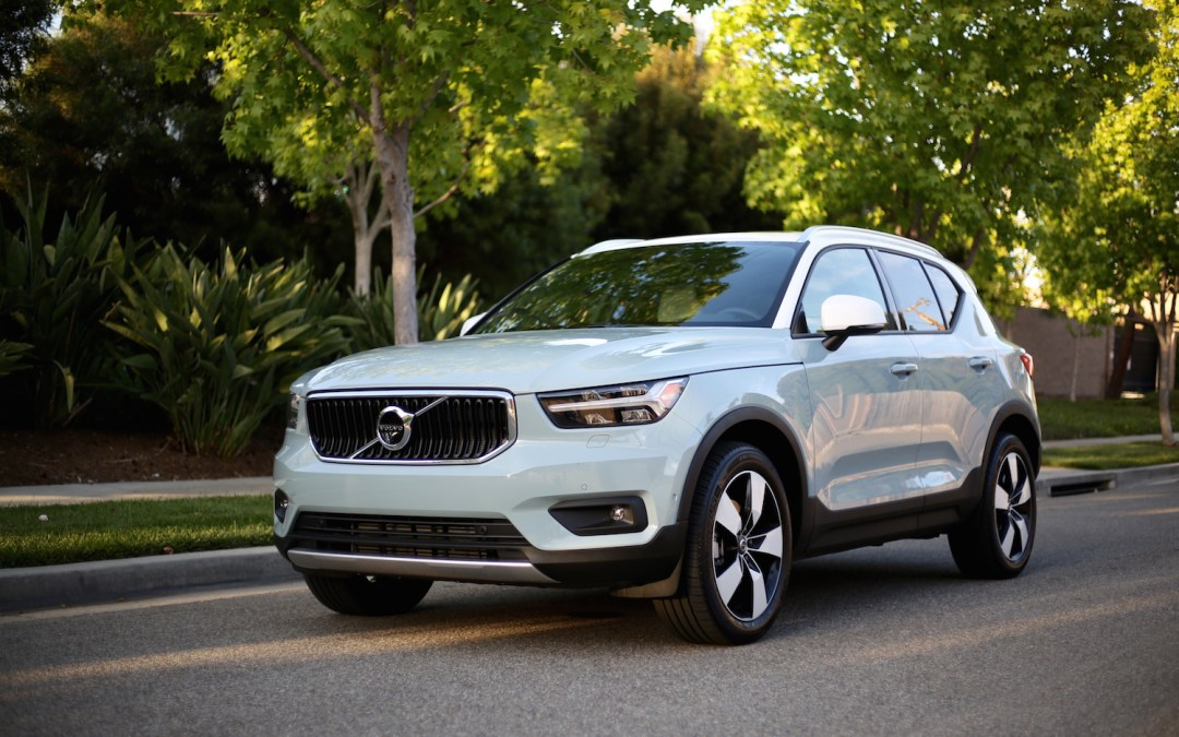 Supreme Swede: Volvo's Smallest Crossover Is Its Best Yet