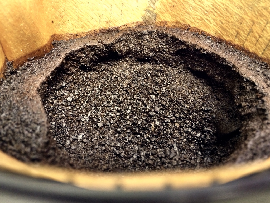Coffee Grounds: What's Up With That?