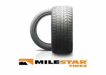 TIRECO'S MILESTAR BRAND ANNOUNCES NEW ULTRA HIGH PERFORMANCE ALL SEASON TIRE