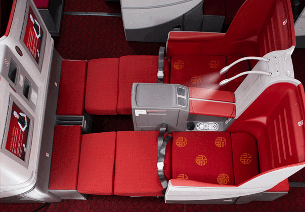 Image result for hainan airlines business class